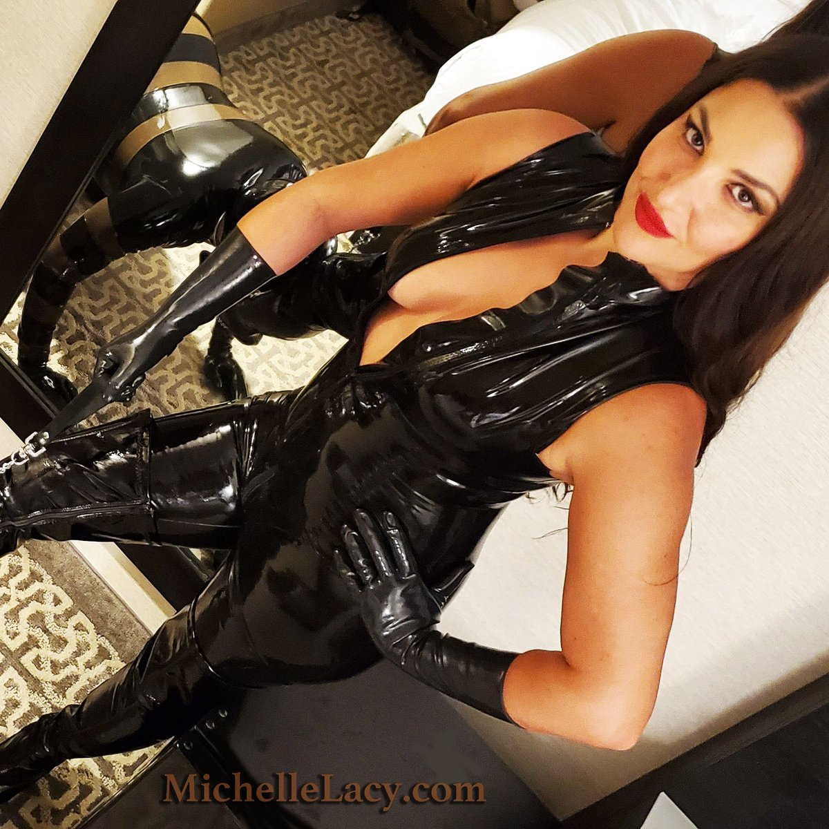 Inspiration: @FLDominatrix MichelleLacy.com FOLLOW AND SUPPORT MISTRESS MICHELLE LACY The iconic Mistress lost her old Twitter account. But now she's back. So do the right thing. Show your support. Follow the new account. FOLLOW: @FLDominatrix