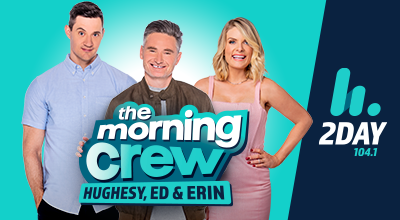 GET READY SYDNEY! THE 2DAYFM MORNING CREW RETURNS WITH HUGHESY, ED AND ERIN MOLAN.  Kicking off on January 18 2021, the trio will wake up Sydney each day from 6am to 9am.  Read more here: https://t.co/SD79DdG62p https://t.co/i4TgLuH3R4