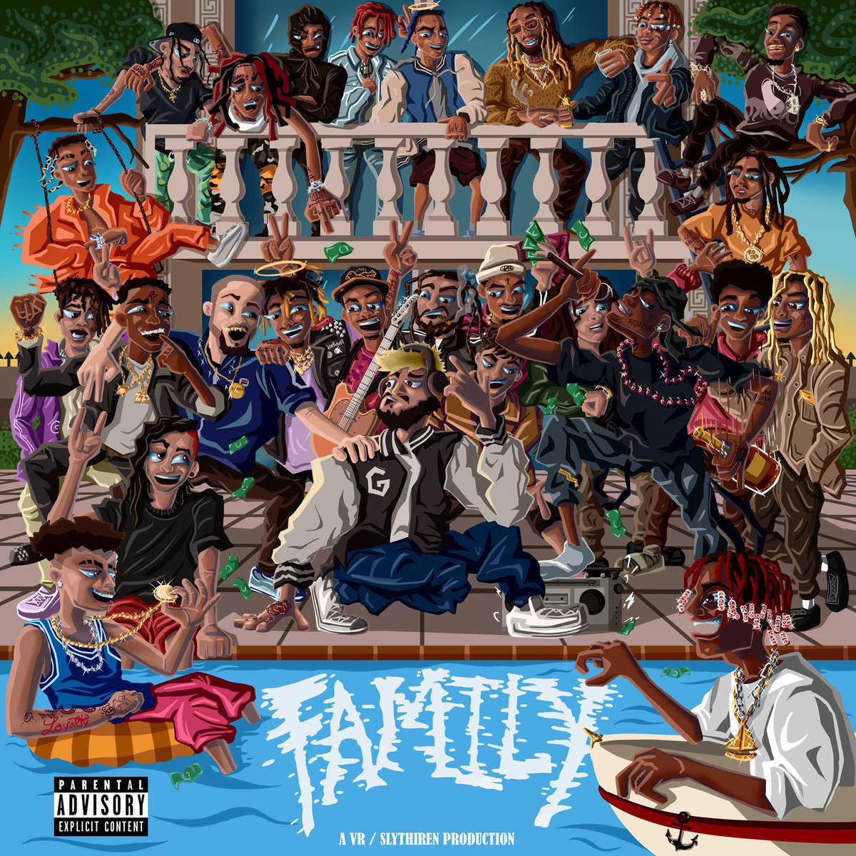 FAMILY DECEMBER 4th 12 days. Reply w what ur most excited for!!!