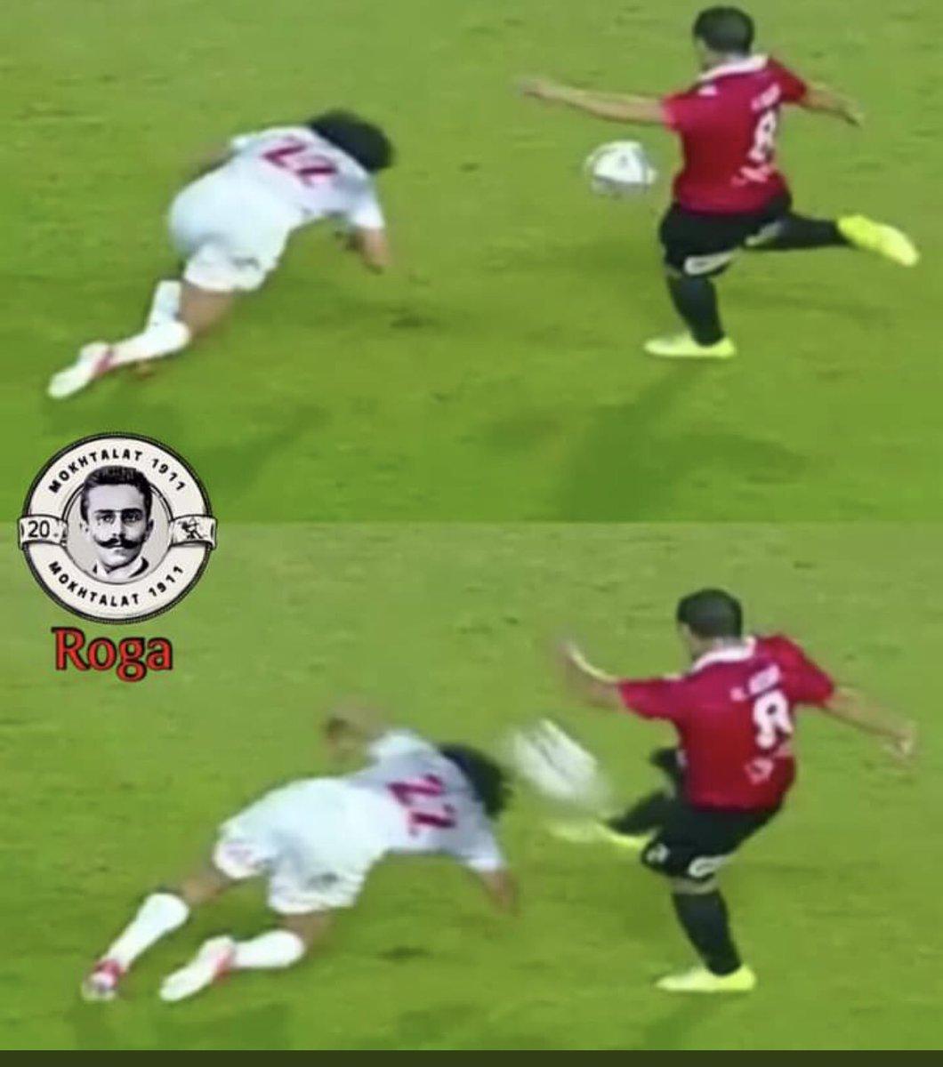 عشان اللقطه دى كسبنا امبارح  #حلم_السادسة_ياعيد