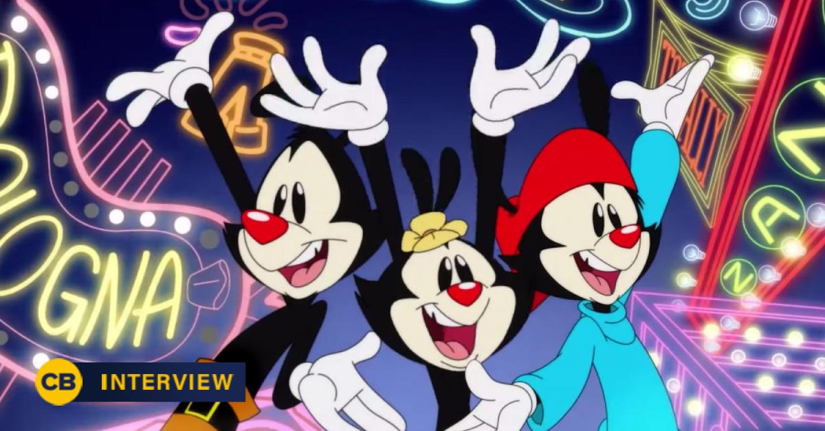 @ComicBook's photo on Animaniacs