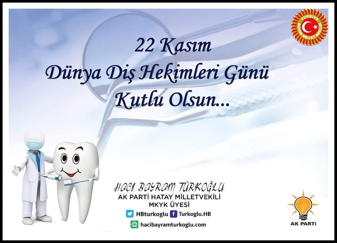 #Sağlık, Ağızda Başlar ve Güzel Gülüşler, Sağlıklı Dişlerle Olur * #AğızveDişSağlığı Bilincinin Oluşması, Geliştirilmesi ve Yaygınlaştırılmasına Büyük Bir Özveriyle Katkı Sunan Sağlıklı Gülüşlerin Mimarları Tüm Diş Hekimlerimizin #22Kasım Diş Hekimleri Günü'nü Gönülden Kutluyorum https://t.co/1j2SG0rl8Y