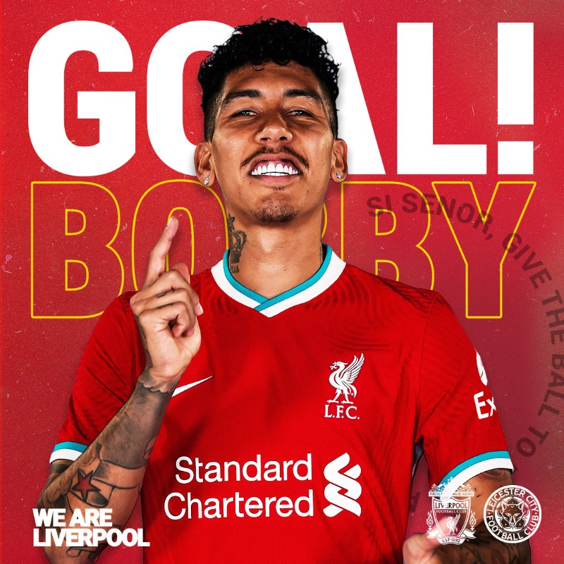 Replying to @LFCUSA: YES BOBBY YES!!!!
