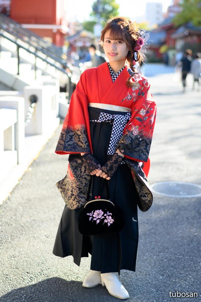 アメブロを更新しました。浅草でのさわだ屋さんの着物撮影会model みなみゆきちゃん @oyuki_0513 撮影会 SPP撮影会 @SeasonPhotoPlus