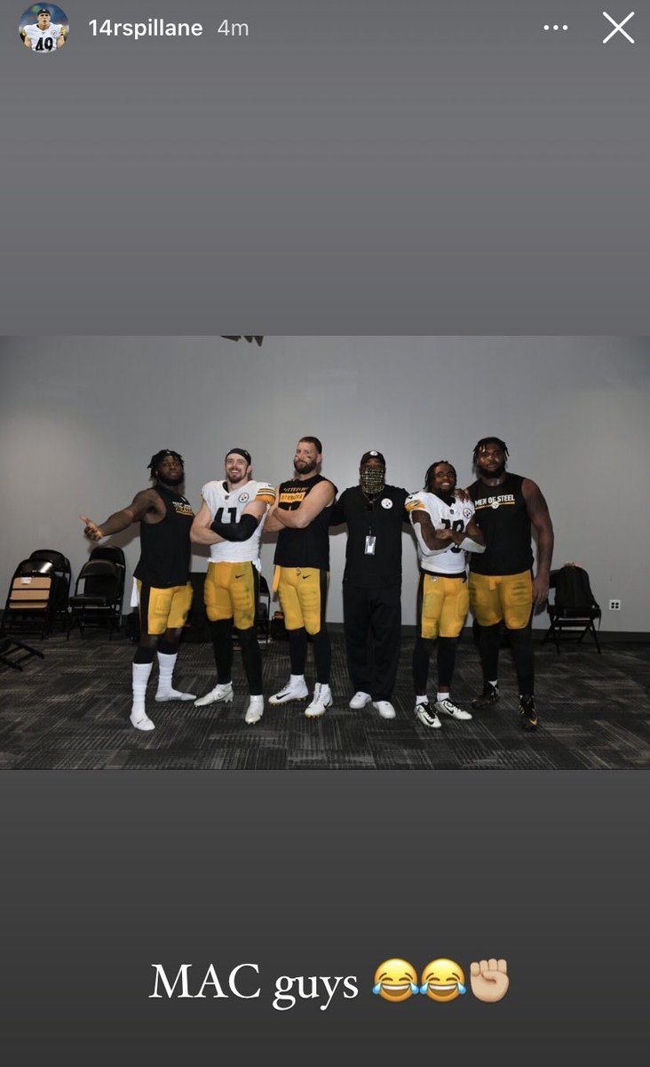 @BrianBatko's photo on Steelers