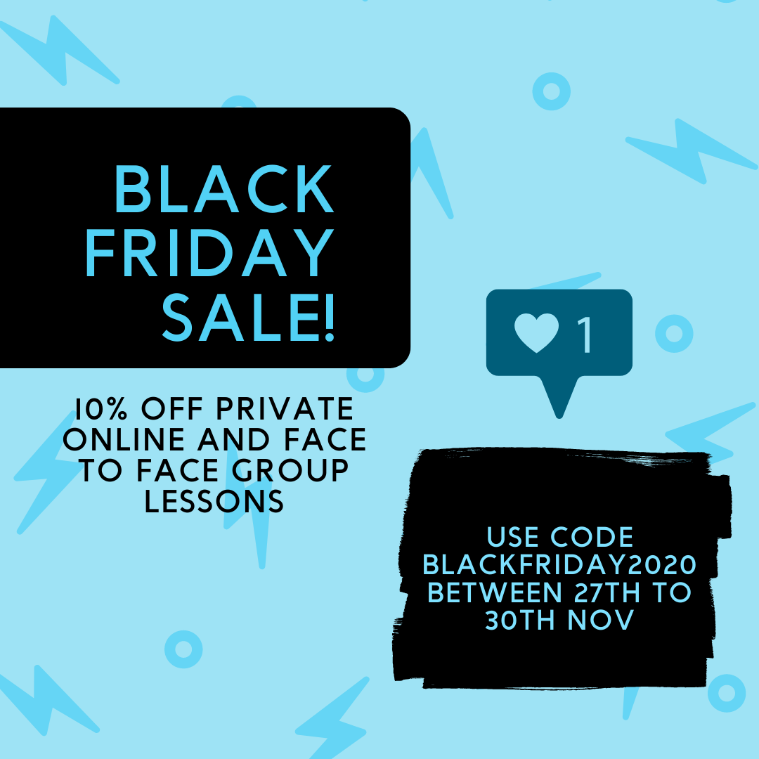 Group classes AND Privates too! Does it get any better than this? 😍   Use code BLACKFRIDAY2020 between 27th to 30th November!  #blackfriday #sale #booknow #discount #academybuilding #london #musicroom #danceroom #dancestudio #rehearsals #space #bookroom #bookspace #artistspace