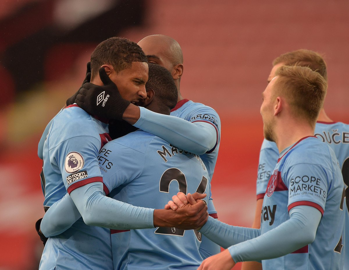 """⚒️ West Ham are the first London side to win at Bramall Lane in the #PL since Chelsea in October 2006  #SHUWHU "" #RT premierleague"