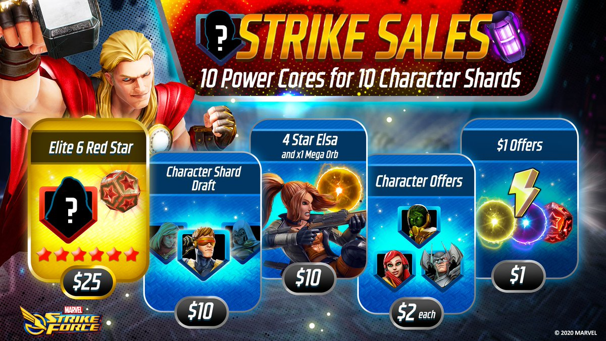 Pretty good offers coming up this week...