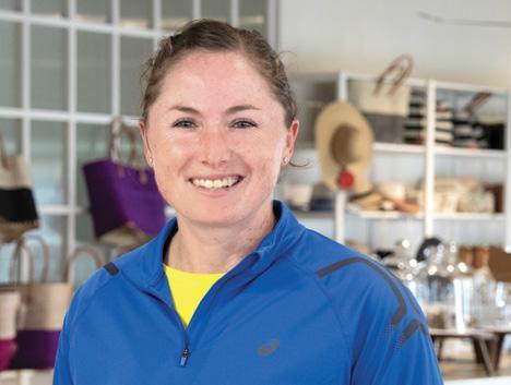 Baie geluk aan Aimee Patricia Barrett-Theron, die eerste vrou wat 'n premierliga rugbywedstryd (Sat Bulls vs Pumas) as skeidsregter hanteer het. Aimee gee nie om