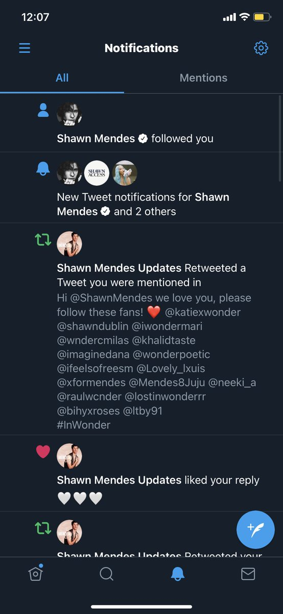 I LOVE YOU SO MUCH SHAWN YOU JUST MADE MY NIGHT 🥺🤍 @ShawnMendes