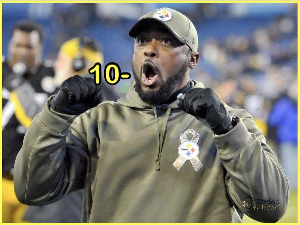 Go Steelers, Go Steelers, Go STEELERS 🐝‼️#Steelers #HereWeGo