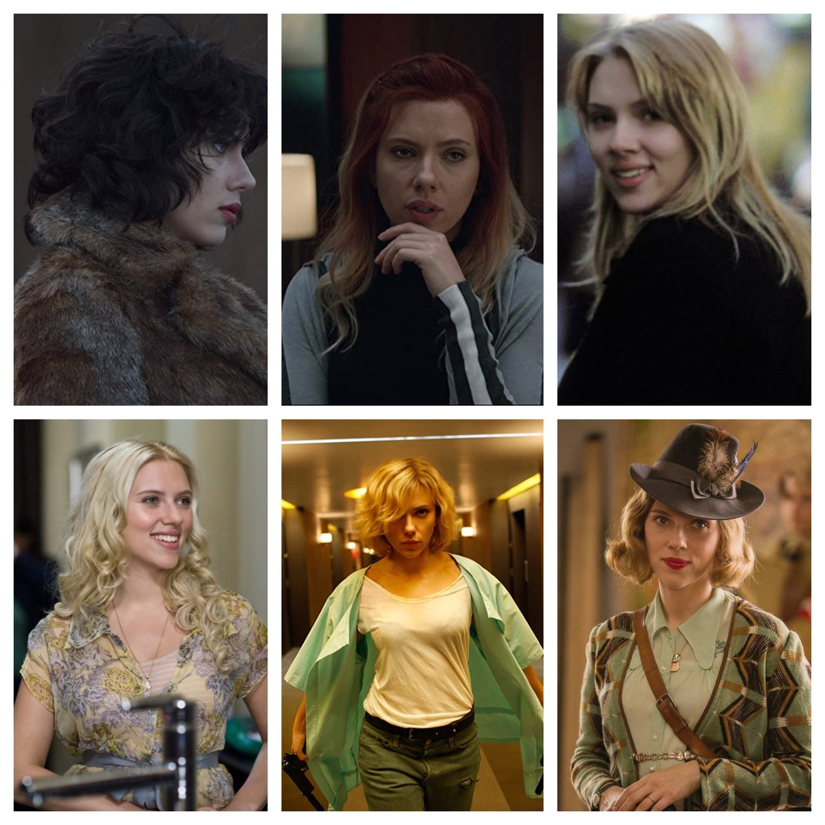 Happy 36th birthday to #ScarlettJohansson! 🥳 Which of her 69 acting credits is your favorite?? #AllenTheatres #UnderTheSkin #AvengersEndgame #LostInTranslation #HesJustNotThatIntoYou #Lucy #JojoRabbbit