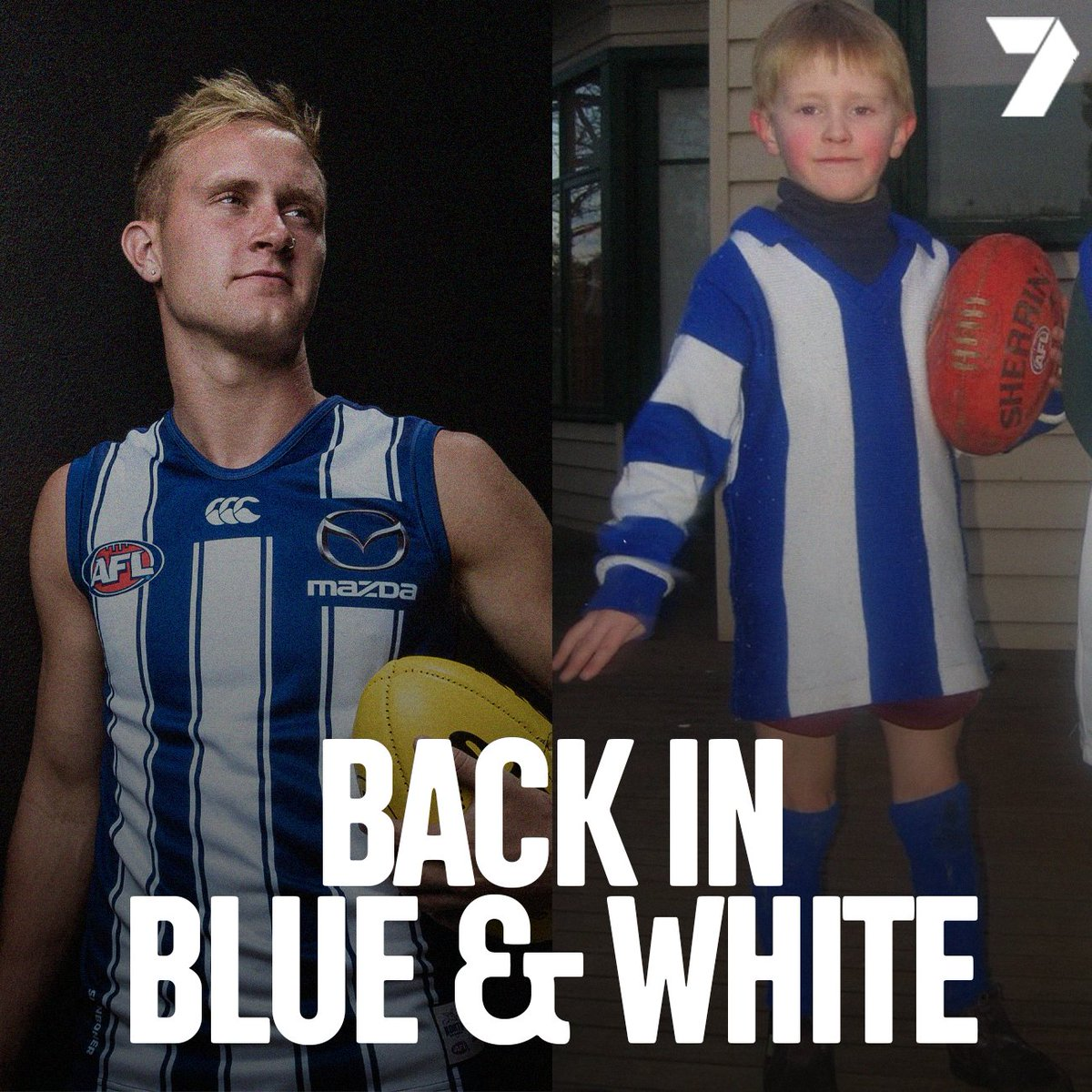 Not the first time Jaidyn Stephenson has worn blue and white 🔵⚪️🦘️  Via @SamLandsberger https://t.co/zcqn3jk6af
