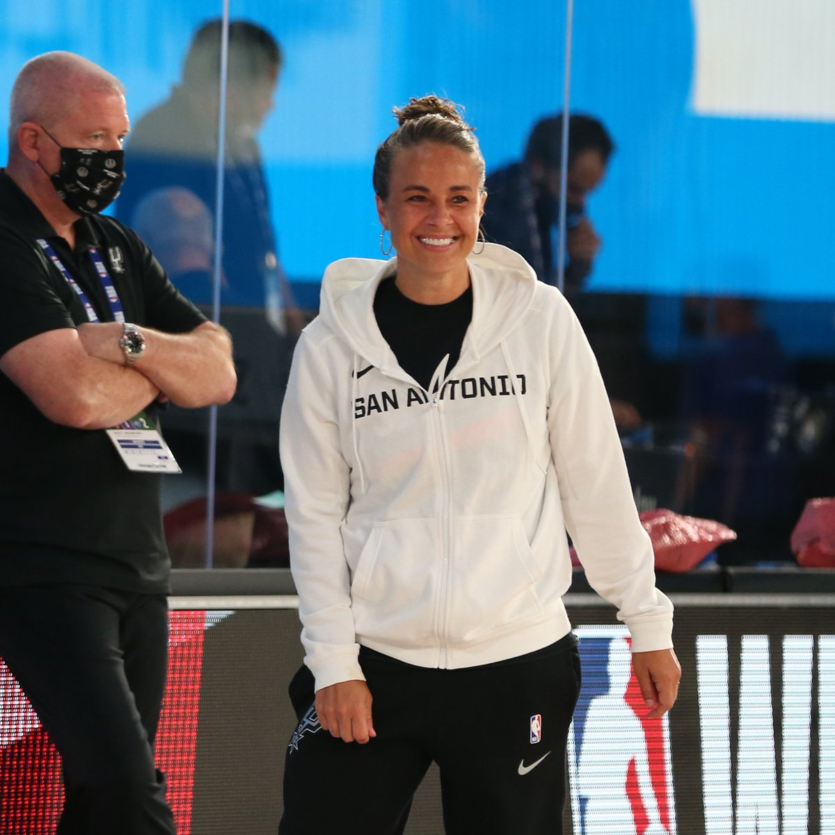 """""""At the end of the day, it's most important what you think about yourself and believe about yourself than what anyone says."""" - @BeckyHammon #MondayMotivation"""