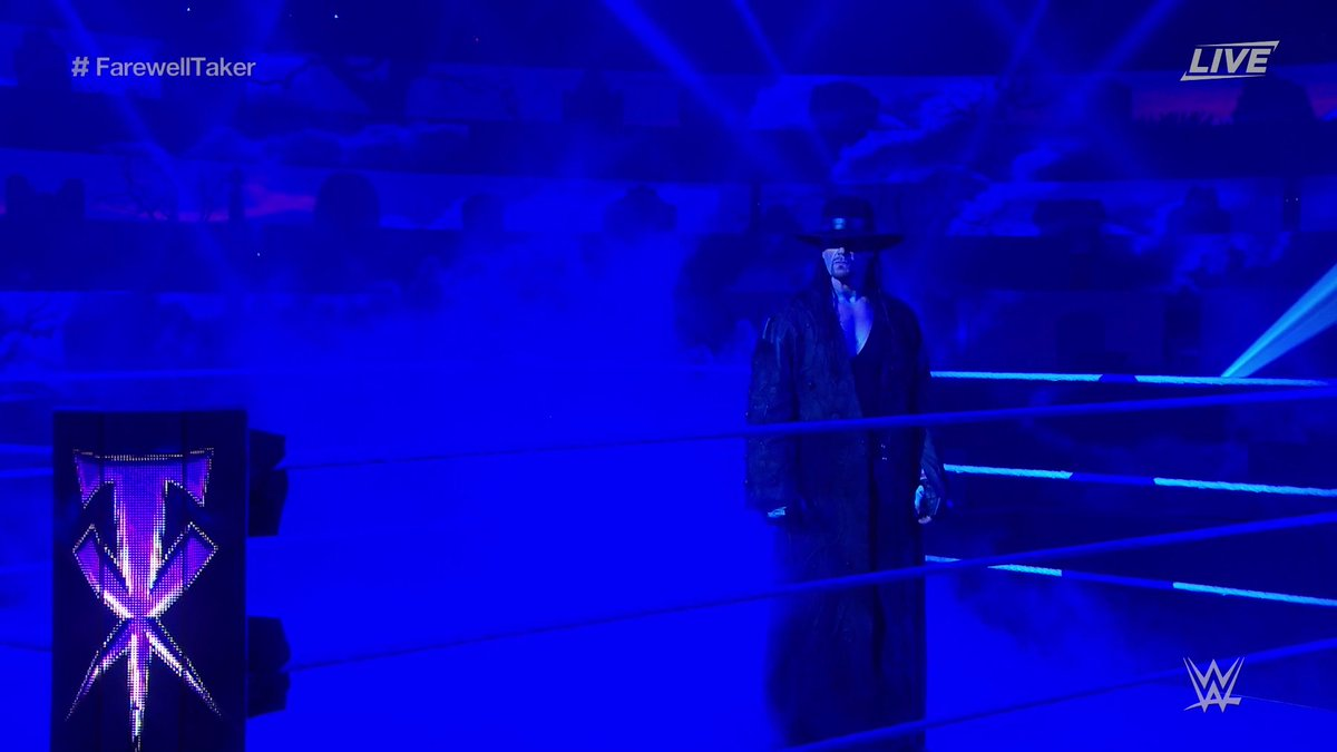 WWE Survivor Series: The Undertaker's Final Farewell