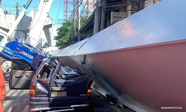 Conglomerate San Miguel Corp. (SMC) on Sunday apologized to the victims of the accident in its Skyway extension project site in Cupang, Muntinlupa.  Read more: https://t.co/WvGFYB1ofM https://t.co/IDuBpTKMho