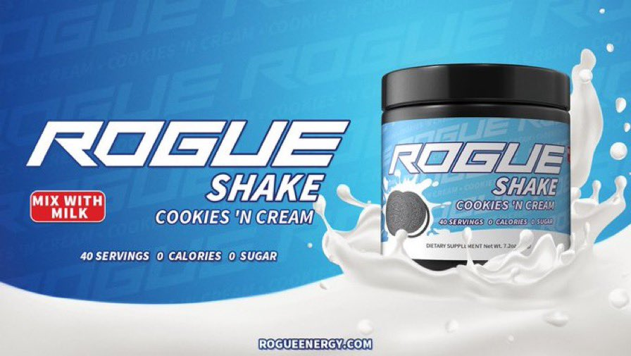 """TheDanDangler - ❤️❤️❤️GUYS DON'T FORGET THIS DROPS TOMORROW!! 11/23 Who doesn't love cookies and cream ❤️🥛?!?! Just add milk and you are good to go.  . . Use code """"thedandangler"""" for money off your purchase :)"""