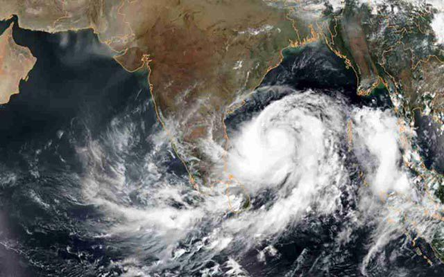 Cyclone Nivar | நிவார் புயல்