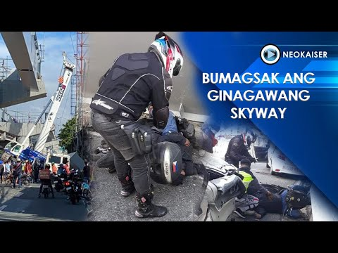 Bumagsak ang Ginagawang Skyway | SLEX - EAST SERVICE ROAD ACCIDENT | CUPANG MUNTINLUPA CITY - https://t.co/w8O20KMQ6r - https://t.co/Z1eOsr3swM -  Bumagsak ang Ginagawang Skyway | SLEX – EAST SERVICE ROAD ACCIDENT CUPANG MUNTINLUPA CITY East Service Cupang  ... https://t.co/ne182PLteB