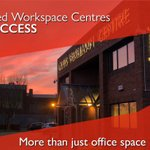 Image for the Tweet beginning: Managed Workspace Centres are more
