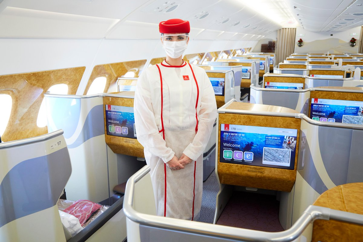 Emirates offers expanded, multi-risk travel insurance coverage at no cost for all customers in addition to its current COVID-19 cover, in new industry-first initiative. https://t.co/TG9N5wtZDo   #FlyEmiratesFlyBetter #FlySaferWithEmirates https://t.co/BVlKHdg2CN