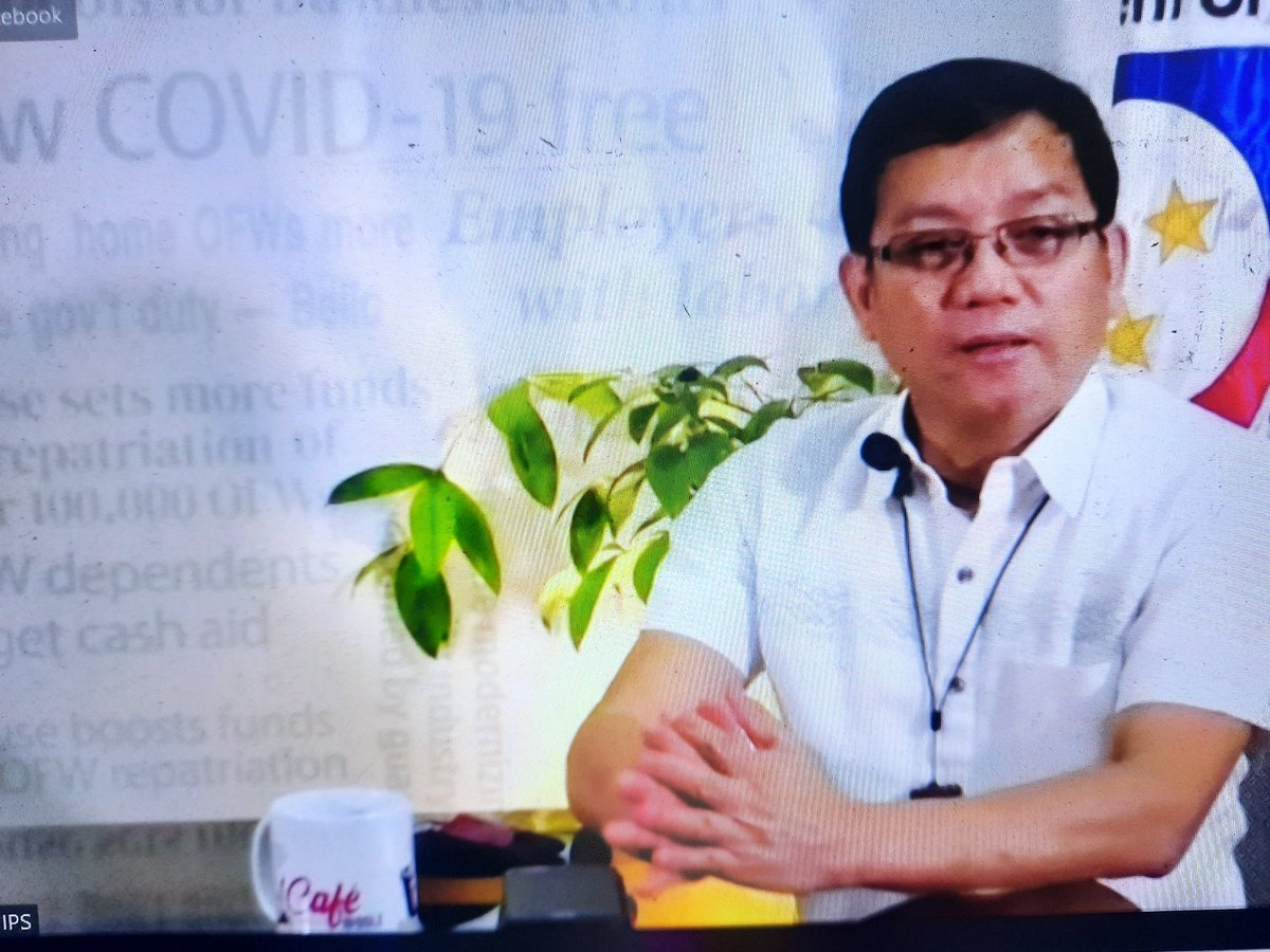 In an online press briefing, DOLE spokesperson Rolly Francia said DOLE-NCR issued a work stoppage order to the contractor of the Skyway extension project, which was involved in an accident last Saturday. @BusinessMirror https://t.co/8cmkXXdooN