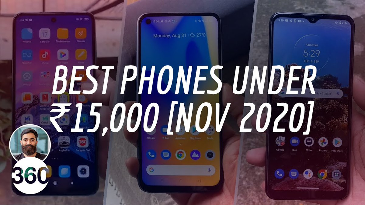 Best phones under Rs. 15,000: With so many options in the league, which one is the best? Let's find out