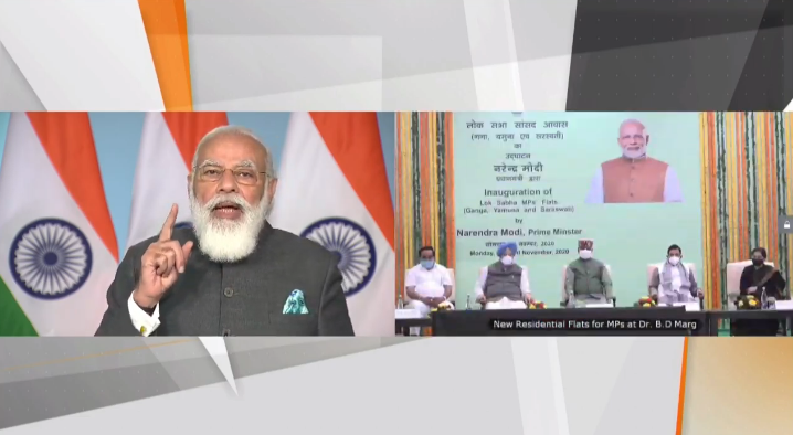 Parliament proceedings continued even during the pandemic, with new regulations and several precautionary measures.  Both houses worked turn-in-turn even on weekends. Every party also helped into the smooth proceeding of the House in the Monsoon Session.  - PM @narendramodi