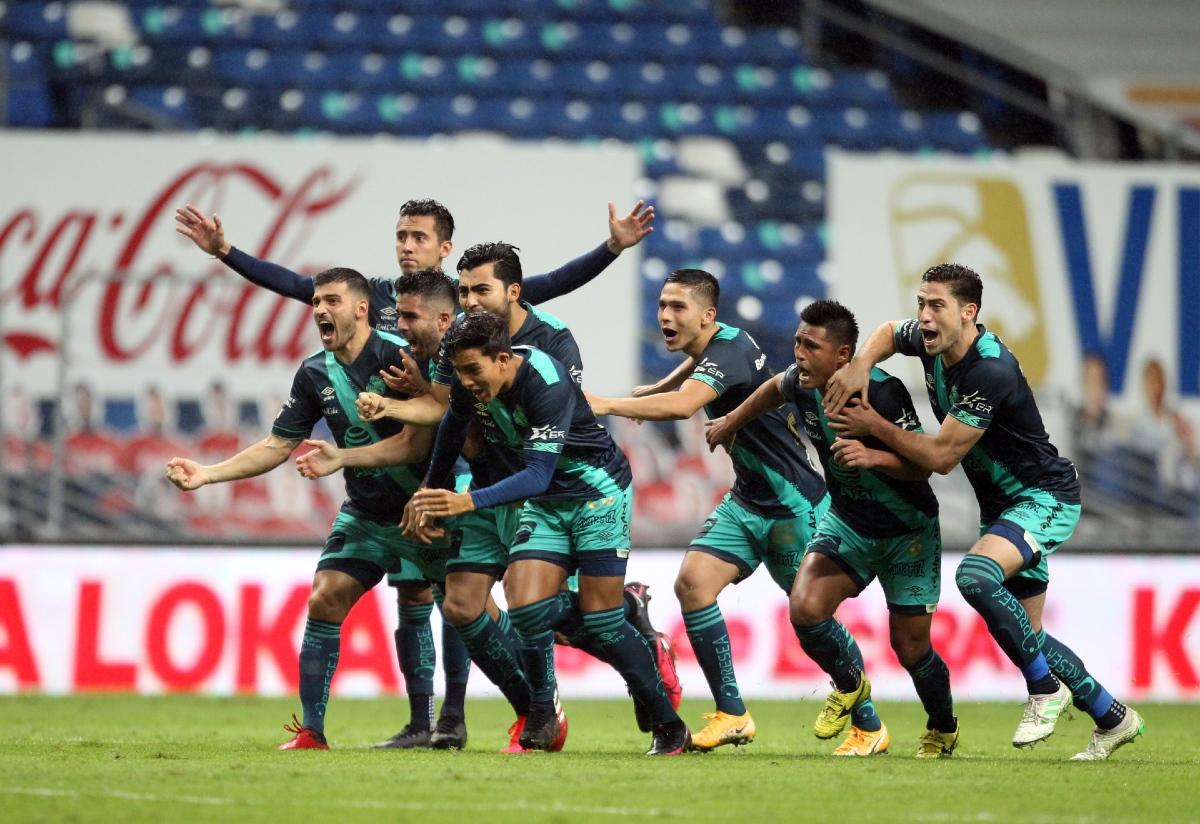 #MX Puebla vence a Monterrey en penales y avanza a los cuartos de final de la Liga MX https://t.co/N4QpdGKbfd https://t.co/ulMpNPShrT