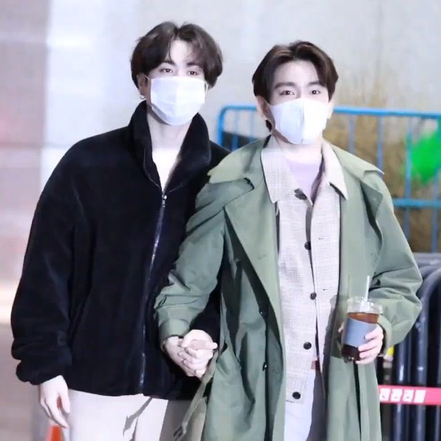 [BREAKING] Gay Korean Billionaires, Park Jinyoung and Kim Yugyeom, marry. With a combined net worth of $270 BILLION, this makes them the richest couple alive.