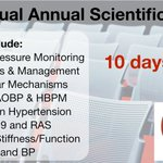 Image for the Tweet beginning: Our Virtual Annual Scientific Meeting