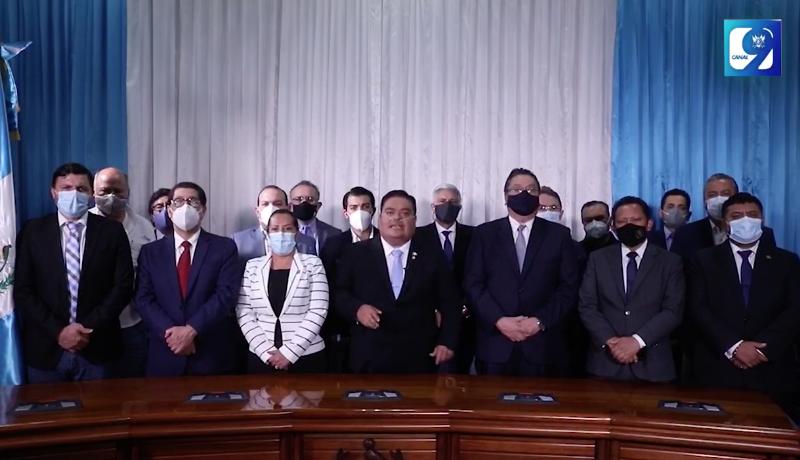 """#EUNacionales """"Hemos acordado suspender el trámite del presupuesto 2021"""", asegura el diputado Allan Rodríguez"""