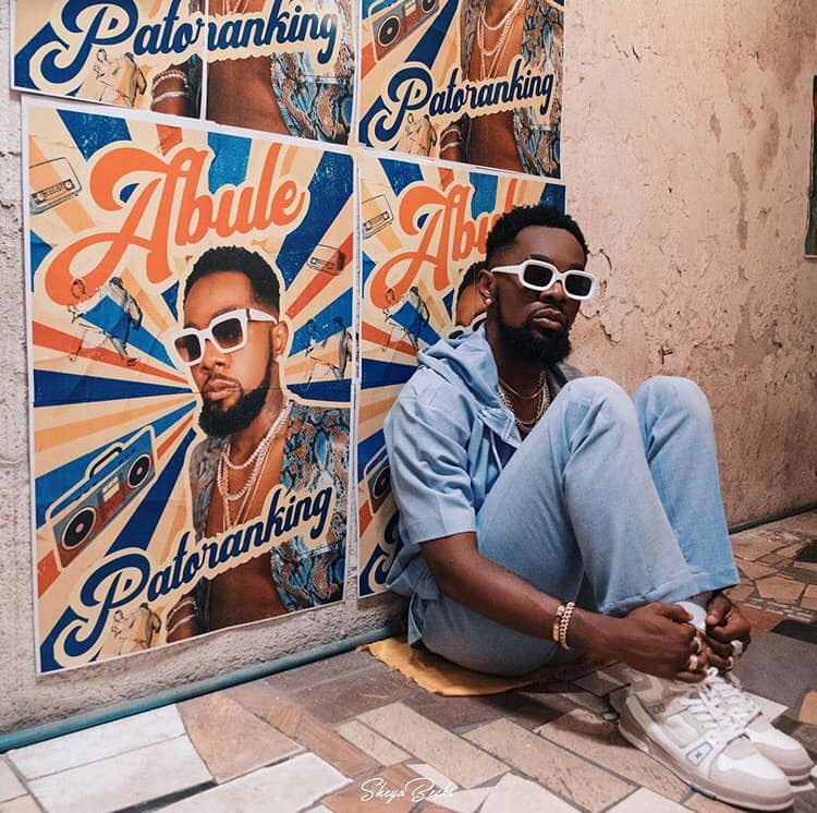 #Np Abule @patorankingfire  #GoodMorningNigeriaShow with @UsoroEdima #Edima   #MondayMotivation #BeSafe  #EspressoDay  #CashewDay   Listen live: https://t.co/APoEkCjqwo https://t.co/mb2nWoRAhv
