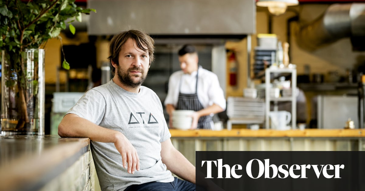 Hold the 18-course dinners: Noma's chef opens up a burger joint https://t.co/Xjzp9xYiPY https://t.co/zUDLTNllVu