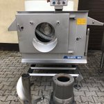 Image for the Tweet beginning: Baader 604 separator/de-packager. Bought new