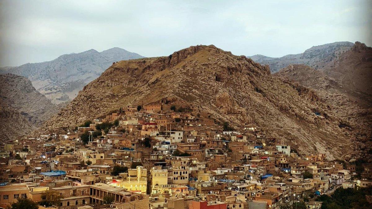 Beautiful Kurdistan: Akre. Photo: Dawid Gaczyński🙂☁️
