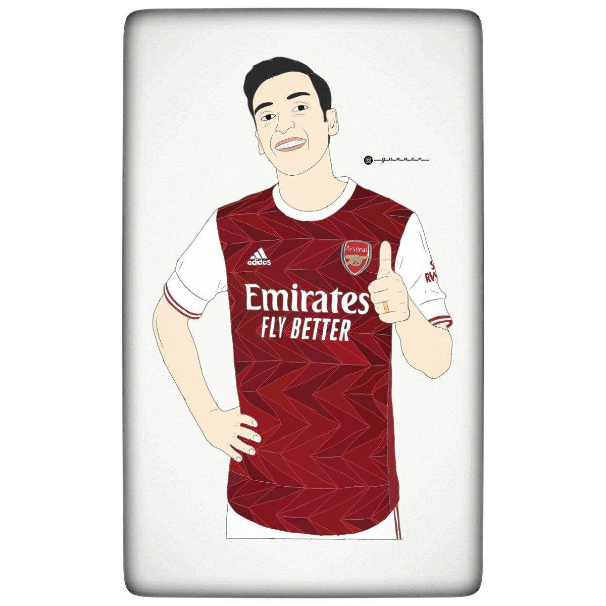 Mesutt ❤️  #M1Ö #Ozil @MesutOzil1088