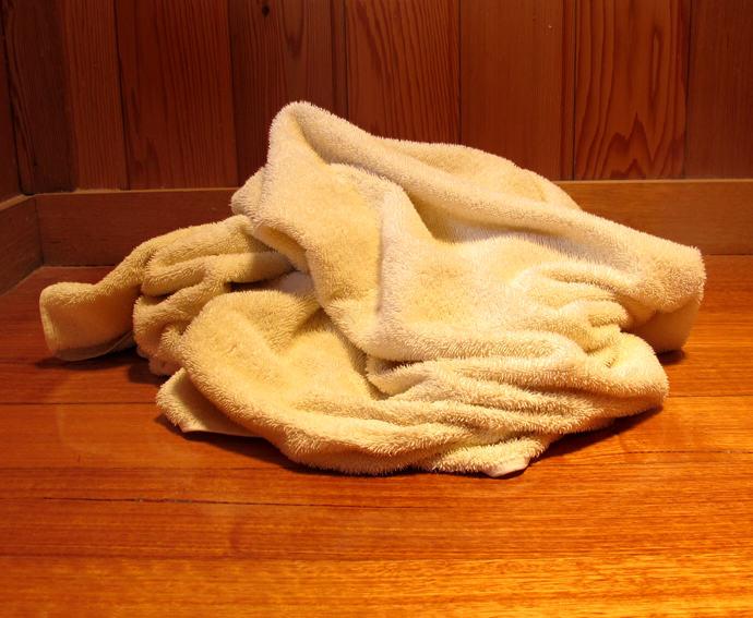 KaraCorvus - a towel
