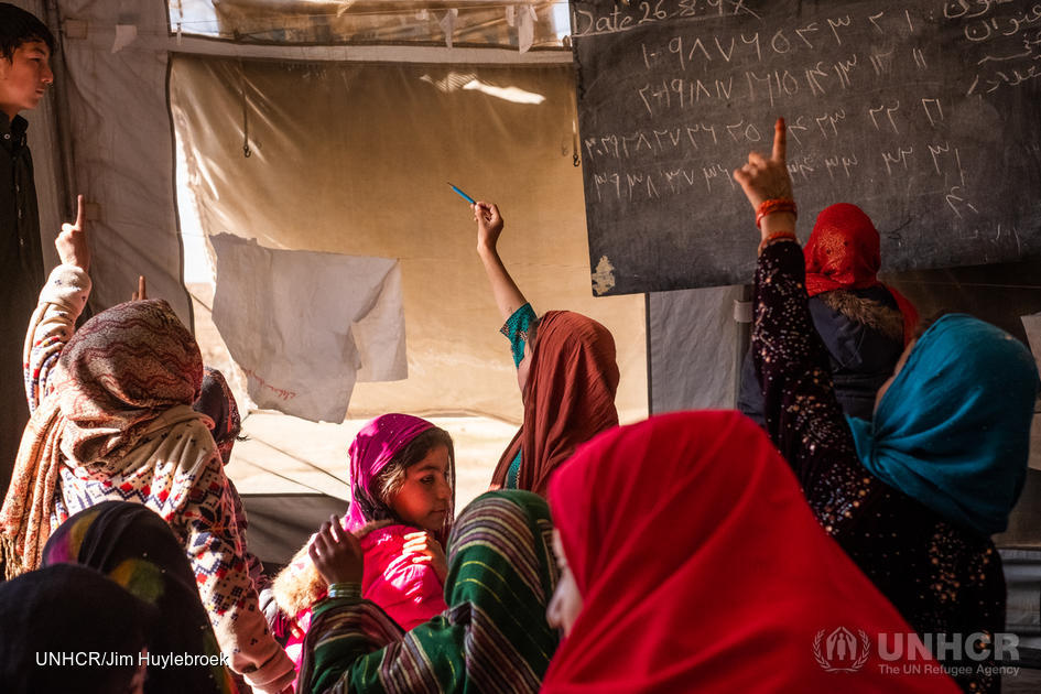For more than 40 years, millions of Afghans have faced conflict + forced displacement.  They need peace + support to Build strong Resilient and Inclusive communities  Info:   #Afghanistan2020