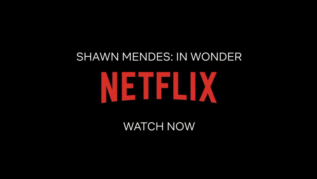 #InWonder out now on @netflix