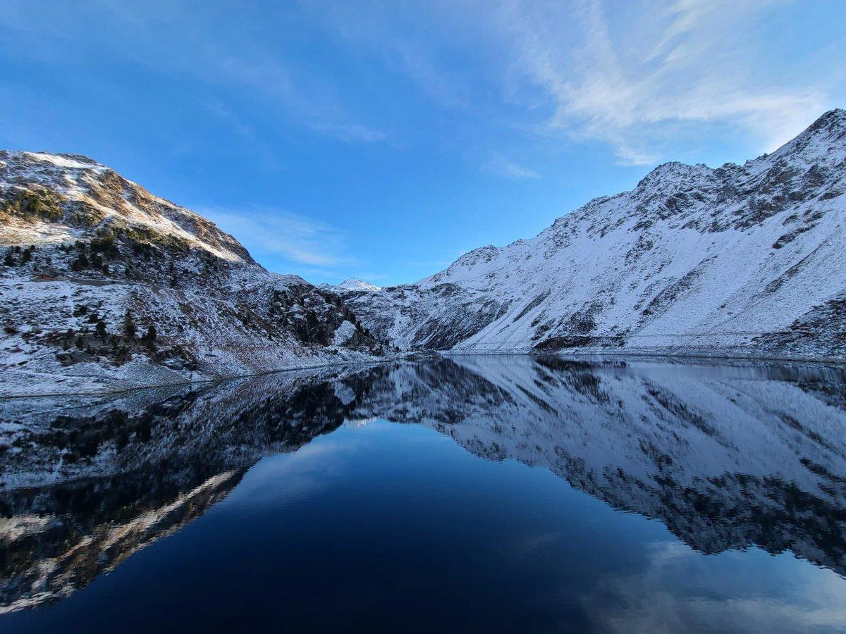 It's been a beautiful week in the four valleys! #4vallées #inlovewithswitzerland #swissalps #chaletlisa