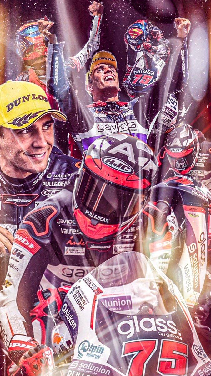 Bandera a cuadros 🏁   Campeonato del Mundo de Motociclismo 2020   Moto3: 🥇Albert Arenas  Moto2: 🥇 Enea Bastianini  MotoGP: 🥇 Joan Mir https://t.co/mX1PDMoF9B
