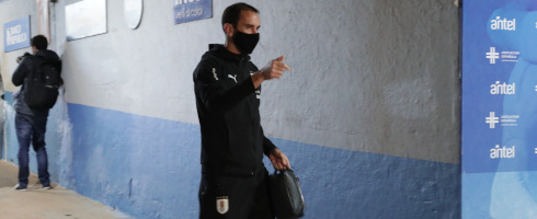 #Cagliari defender Diego Godin said #Uruguay 'respected all protocols' during the national break, whilst #AtleticoMadrid forward Luis Suarez has apologised for 'letting their guard down'.   #SerieA #Uruguay #LaLiga #WCQ