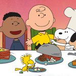 Image for the Tweet beginning: Although 'A Charlie Brown Thanksgiving'