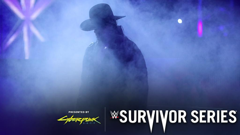 The @undertaker laid his legendary career to rest with an emotional farewell at #SurvivorSeries. #ThankYouTaker  https://t.co/OKXLDxxmXm https://t.co/vgzKRkaT7F