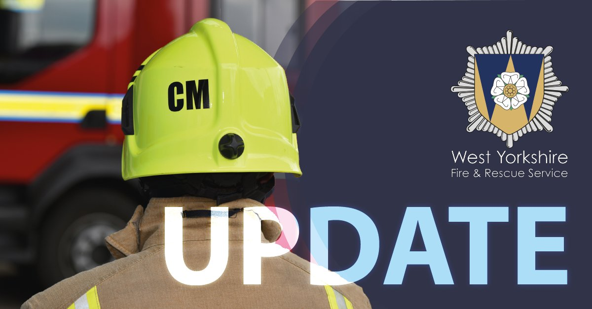 UPDATE | #BradfordFire The fire at Upper Castle Street, Bradford is out. Crews remain on the scene damping down and will do for a few days to come. More updates to follow. westyorksfire.gov.uk/incident/bradf…