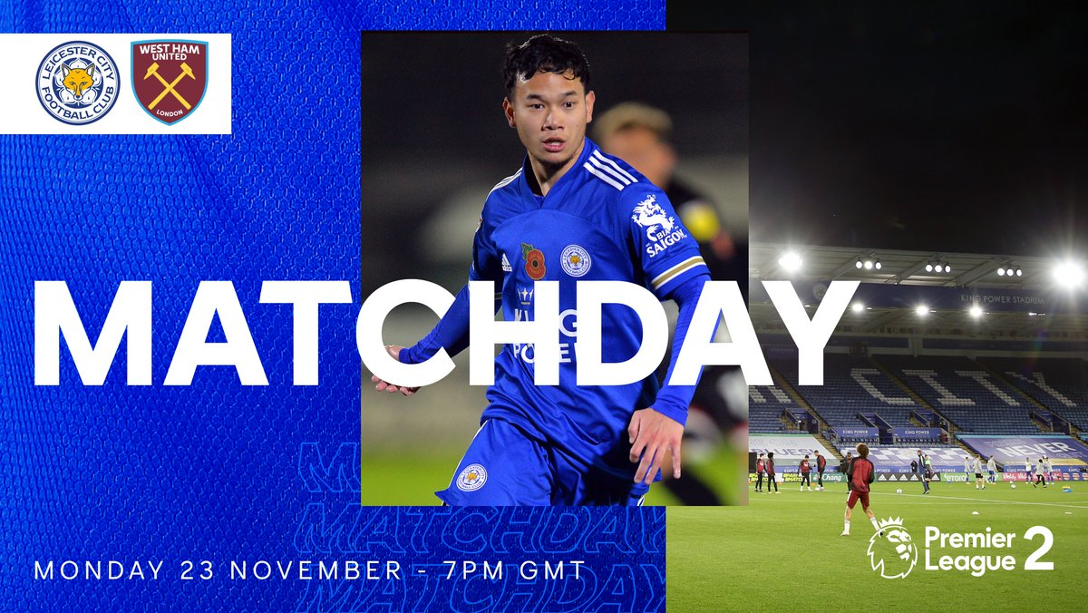 #lcfc's Development Squad are back in #PL2 action tonight 🙌