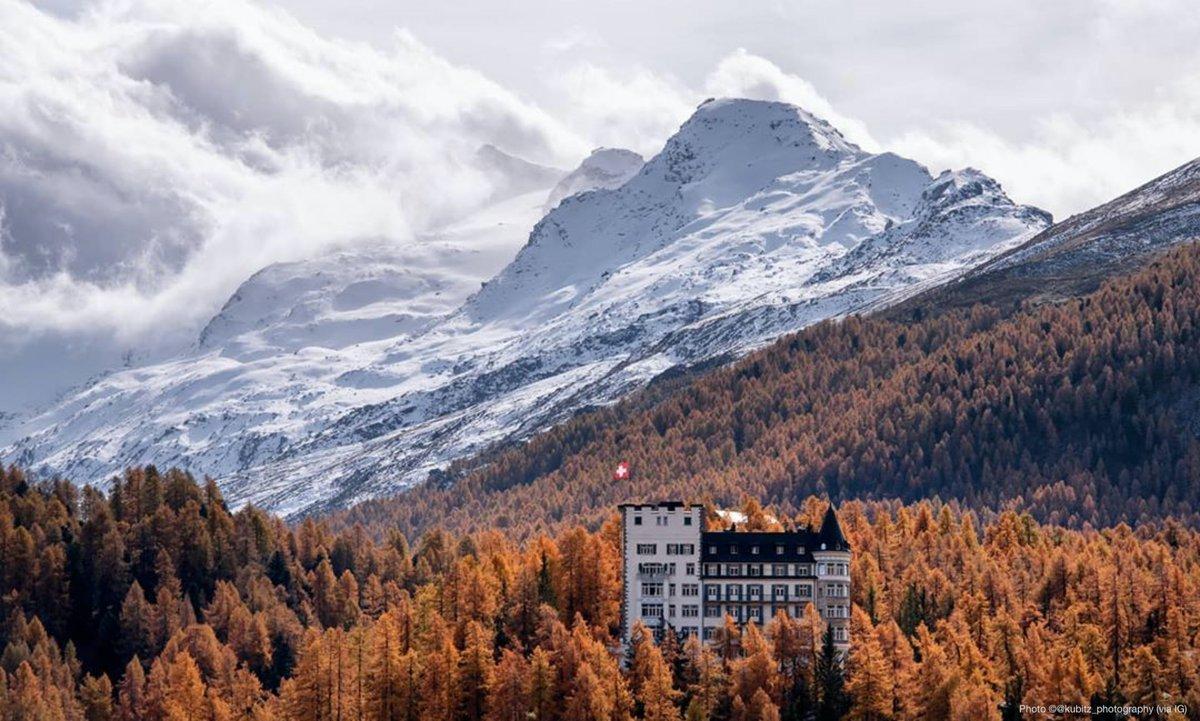 That's why you all need Switzerland. #weeklyreminder   📍Engadin, @EngadinStMoritz  📷