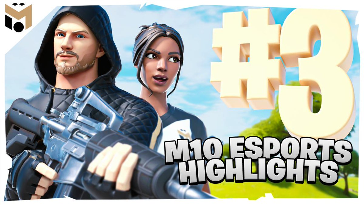 Today is release day of #3 of our M10 Esports Highlights Series! 🥵  Tune in at 6 pm CET!🤯  📺   #M10family 〽️🔥