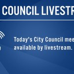 Image for the Tweet beginning: Today's virtual @CityWindsorON council meeting